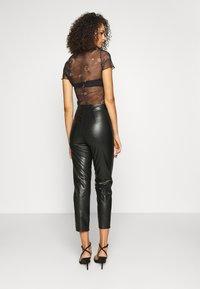 Even&Odd Tall - Trousers - black - 2