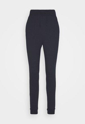 SLIM FIT JOGGERS - Pantalones deportivos - black