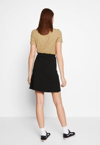 Even&Odd Tall - A-line skirt - black - 2