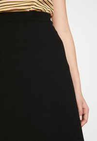 Even&Odd Tall - A-line skirt - black - 4