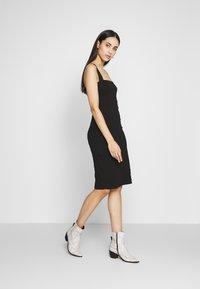 Even&Odd Tall - Day dress - black - 1