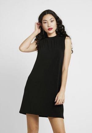 Jersey dress - jet black