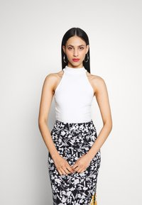 Even&Odd Tall - 2 PACK - Top - off-white/black - 2