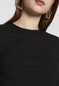 Even&Odd Tall - Long sleeved top -  black - 5