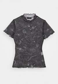 Even&Odd Tall - Print T-shirt - black/white - 4
