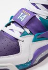 Ewing - CONCEPT MASE CHARLOTTE - Höga sneakers - white/navy/grey/purple/gold