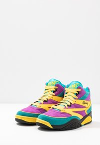 Ewing - SPORT LITE - Sneaker high - sparking grape/scuba/sunflower - 2