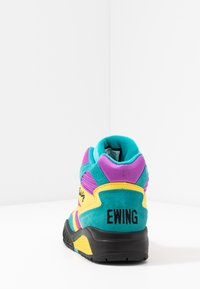 Ewing - SPORT LITE - Sneaker high - sparking grape/scuba/sunflower - 3