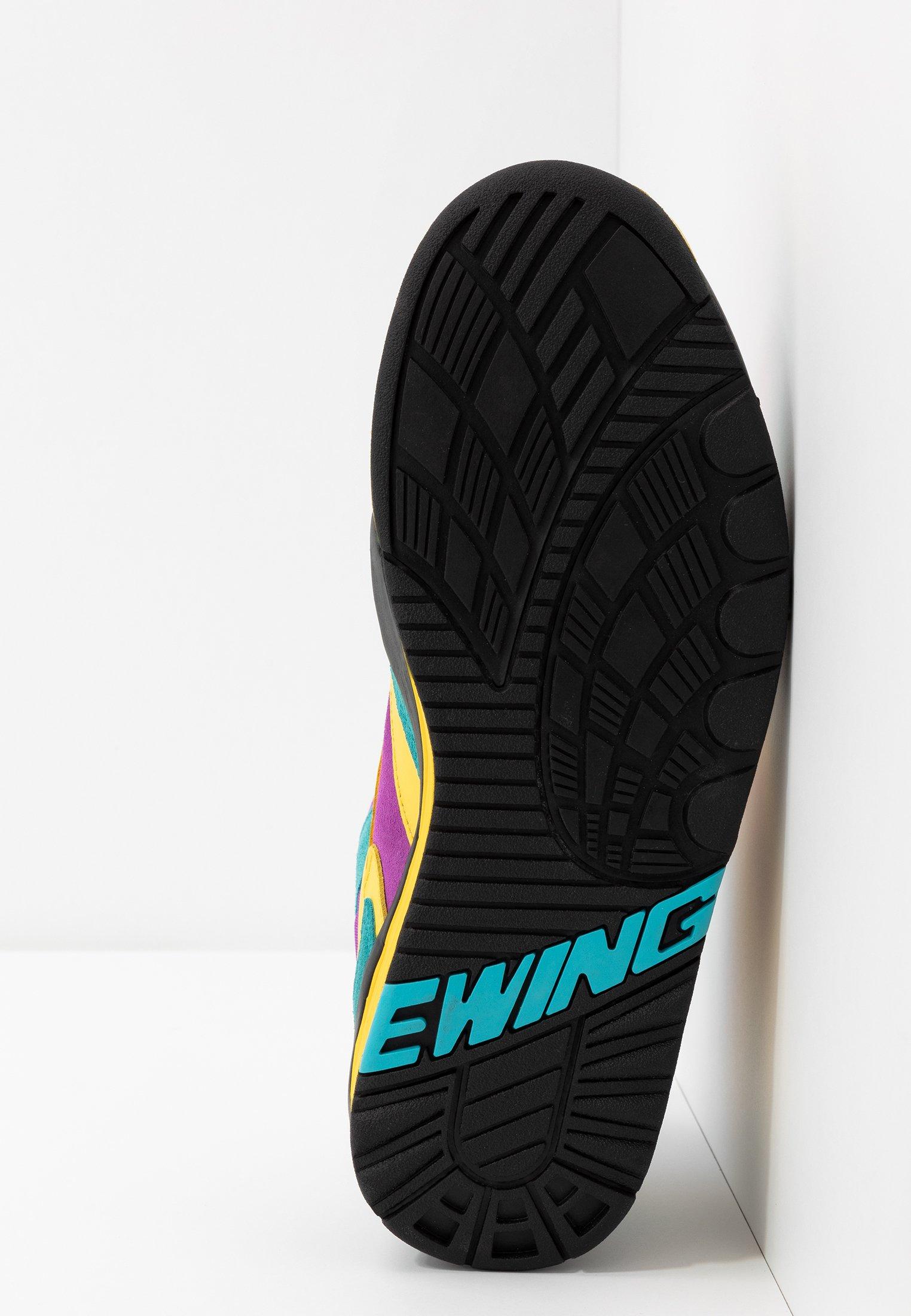 Ewing Sport Lite - Sneaker High Sparking Grape/scuba/sunflower Black Friday