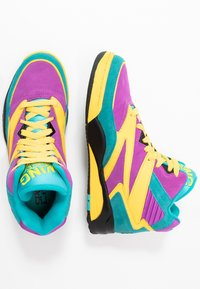 Ewing - SPORT LITE - Sneaker high - sparking grape/scuba/sunflower - 1