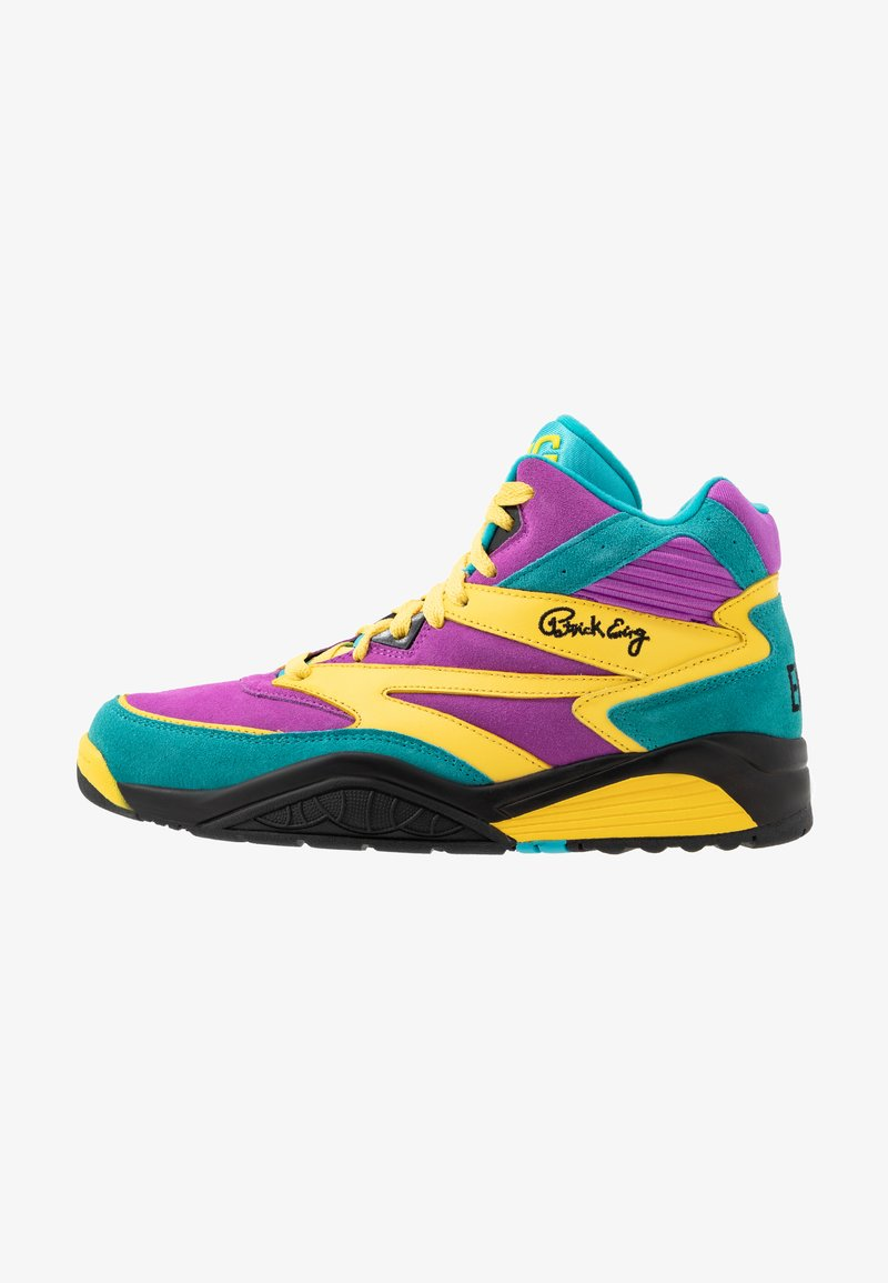 Ewing - SPORT LITE - Sneaker high - sparking grape/scuba/sunflower
