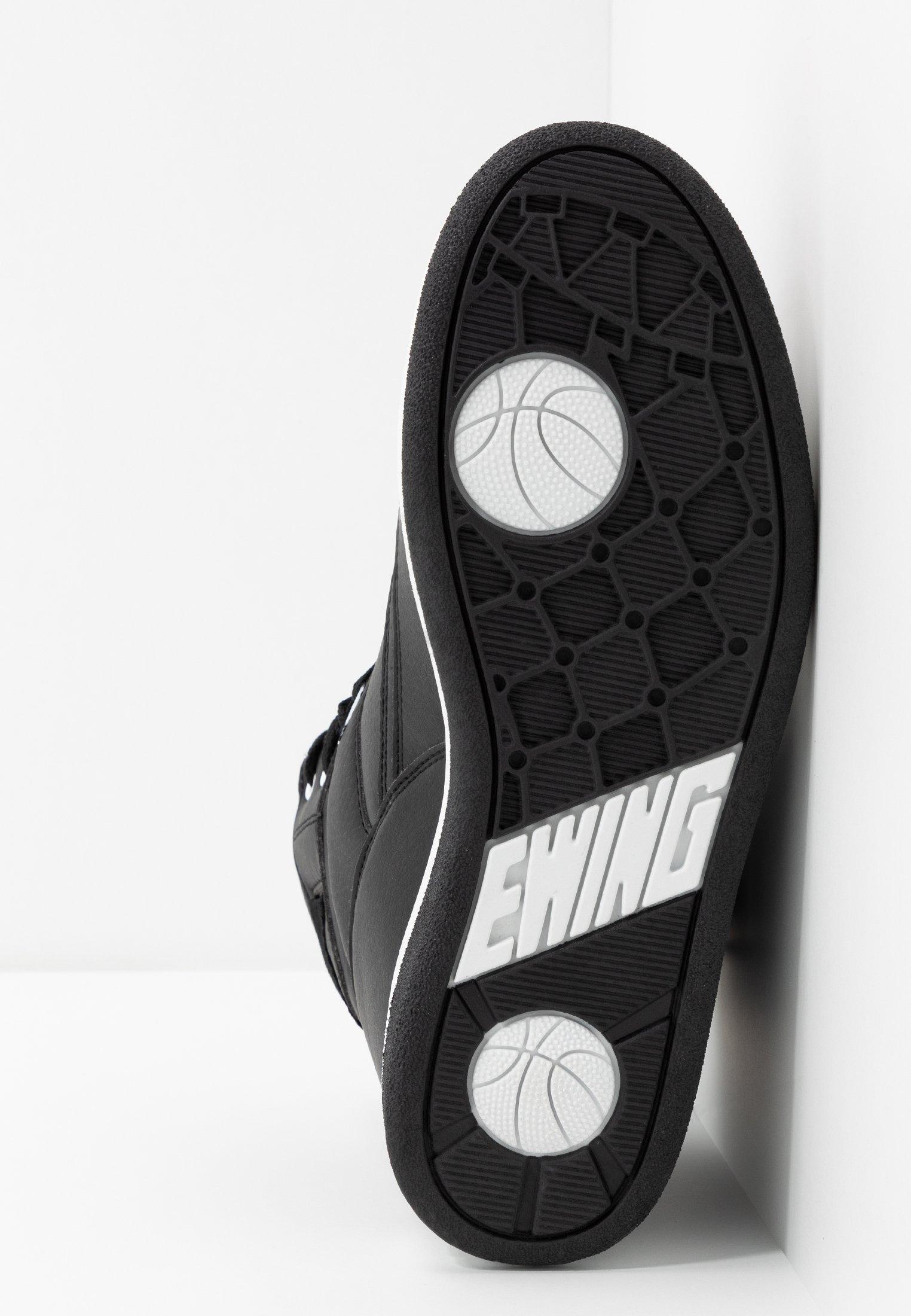Ewing MontantesBlack Baskets Baskets white Ewing Baskets MontantesBlack Ewing MontantesBlack white 8Pn0kXOw