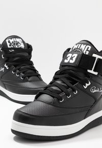 Ewing - 33 HI BASKETBALL - High-top trainers - black/white - 5