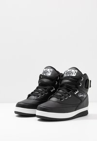 Ewing - 33 HI BASKETBALL - High-top trainers - black/white - 2