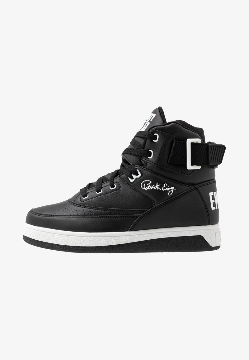 Ewing - 33 HI BASKETBALL - Sneakers hoog - black/white