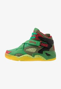 Ewing - ROGUE X DAVID BANNER - Zapatillas altas - white/dark shadow/dream blue - 0