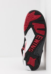 Ewing - ROGUE - High-top trainers - black/bright red/grey - 4