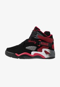 Ewing - ROGUE - High-top trainers - black/bright red/grey - 0