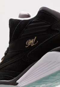 Ewing - SPORT LITE X BIG L - High-top trainers - black/white/ice - 6