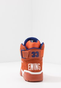 Ewing - 33 - Baskets montantes - orange/white/royal - 3