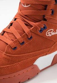 Ewing - 33 - Baskets montantes - orange/white/royal - 7