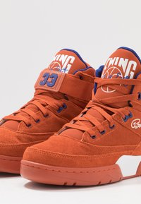 Ewing - 33 - Baskets montantes - orange/white/royal - 5