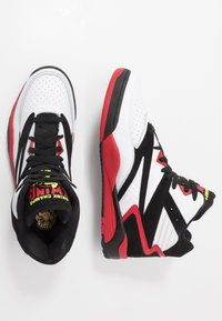 Ewing - SPORT LITE X DRINK CHAMPS - Zapatillas altas - white/black/red - 1