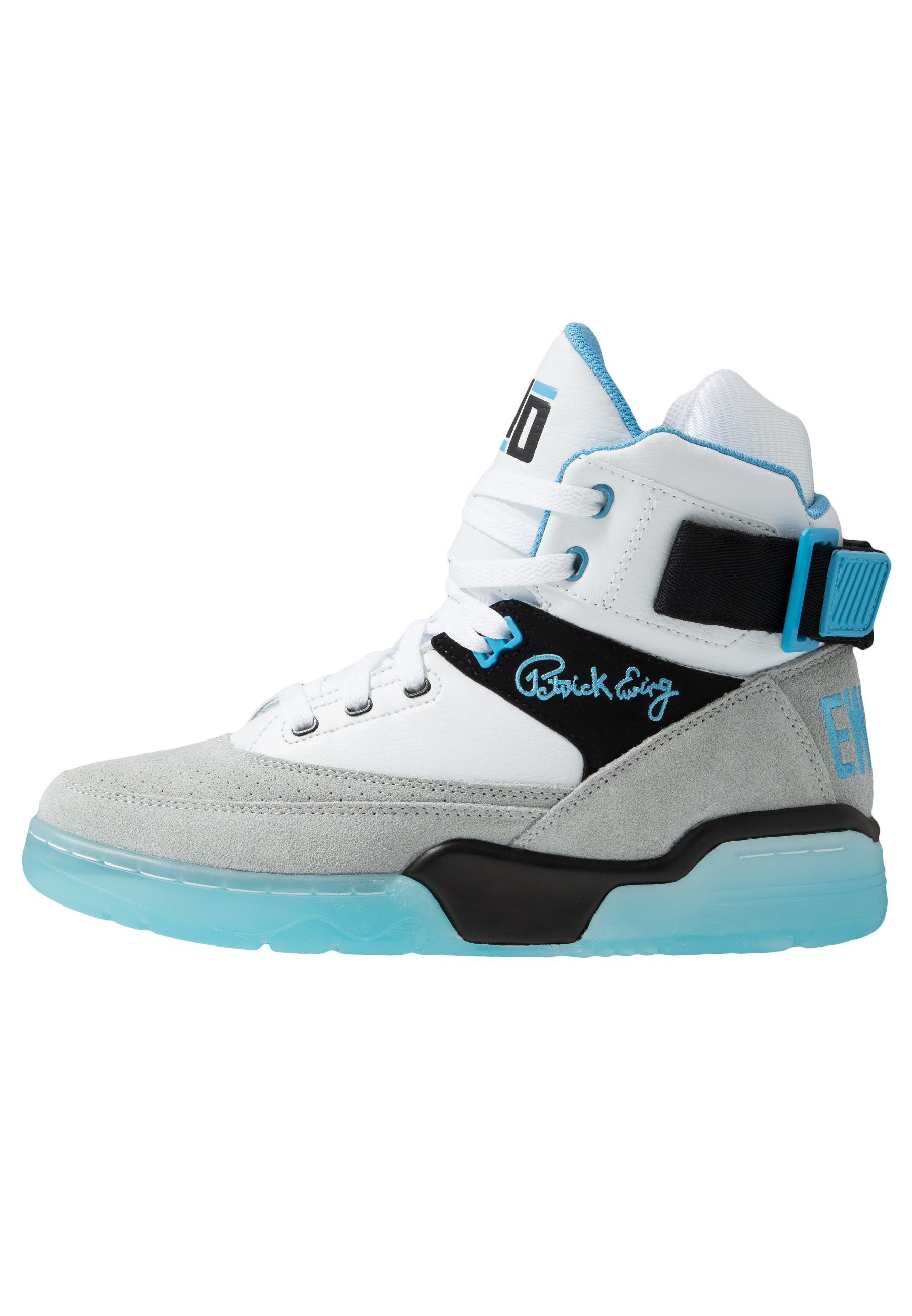 33 EPMD Baskets montantes whitegreyblue