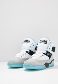 Ewing - 33 EPMD - High-top trainers - white/grey/blue - 2