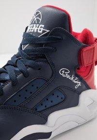 Ewing - BASELINE - Zapatillas altas - navy/red/white - 6
