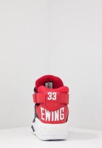 Ewing - BASELINE - Zapatillas altas - navy/red/white - 3