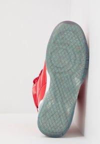 Ewing - 33 X BIG PUN - Zapatillas altas - chinese red/metallic silver/white - 4