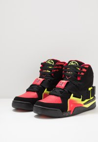 Ewing - CONCEPT - High-top trainers - black/red/yellow - 2