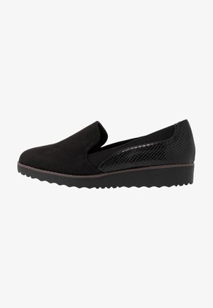 WIDE FIT ROSARIO - Instappers - black