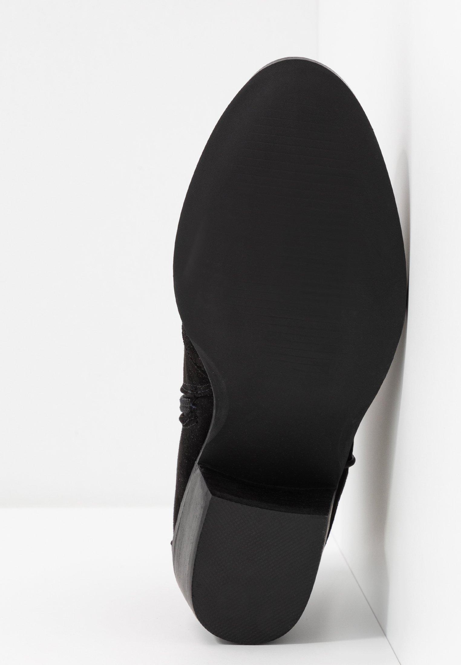 Evans WIDE FIT AURINIA - Ankelboots - black