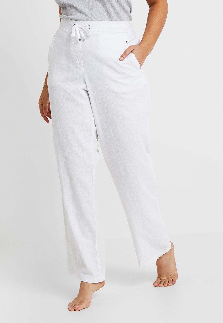 Evans - TROUSER - Pantalones - white