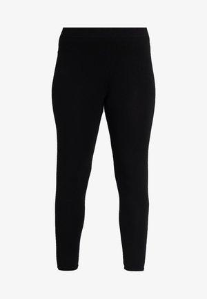 ANKLE - Leggings - black