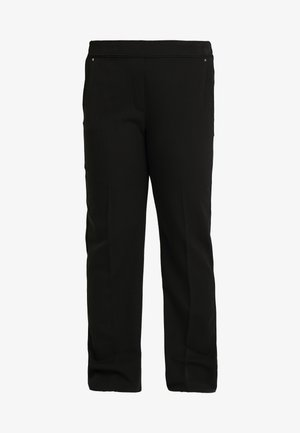 PICASSO - Trousers - black