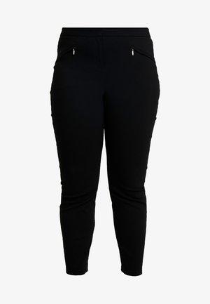 BENGALINE TROUSER - Trousers - black
