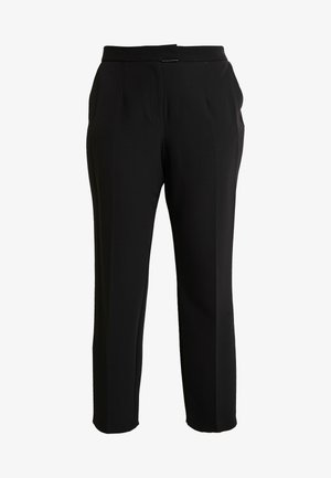 SIENNA TAPERED - Pantalon de survêtement - black