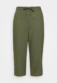 Evans - BLEND CROPPED TROUSER - Kalhoty - khaki - 5