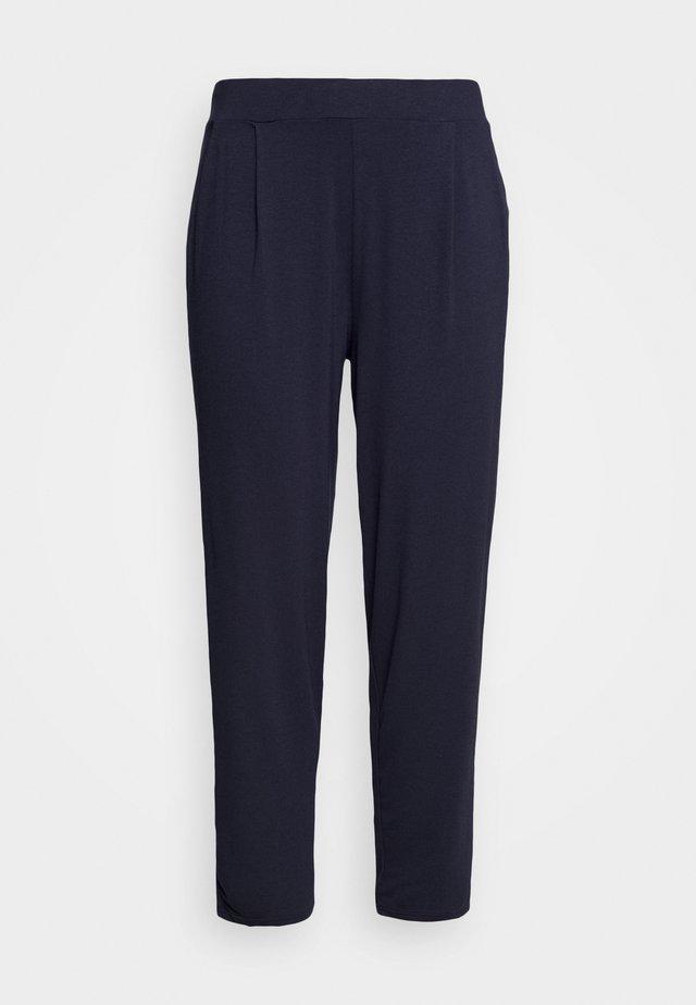 TROUSER - Pantalon classique - navy