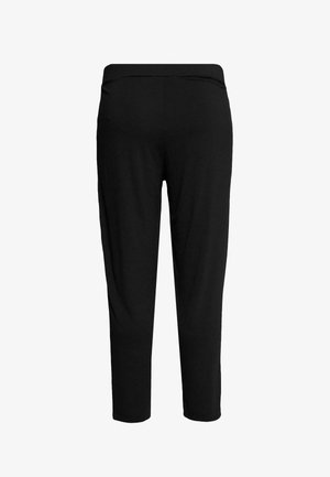 TAPERED TROUSER - Pantalon classique - black