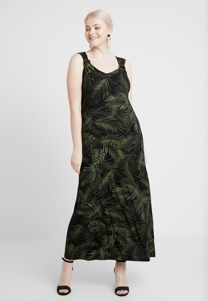 Evans - BUCKLE - Maxi dress - khaki