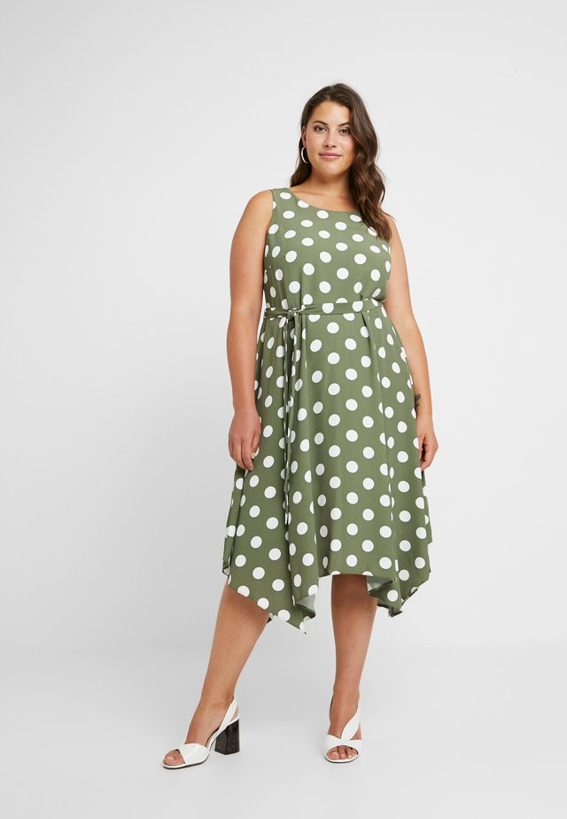 SPOT - Day dress - khaki