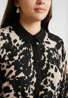 Evans - ANIMAL STIRPE BORDER DRESS - Shirt dress - multi