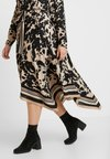 Evans - ANIMAL STIRPE BORDER DRESS - Blusenkleid - multi
