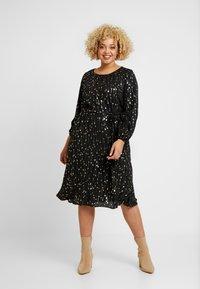 Evans - SPARKLE BOHO DRESS - Robe d'été - multi - 0
