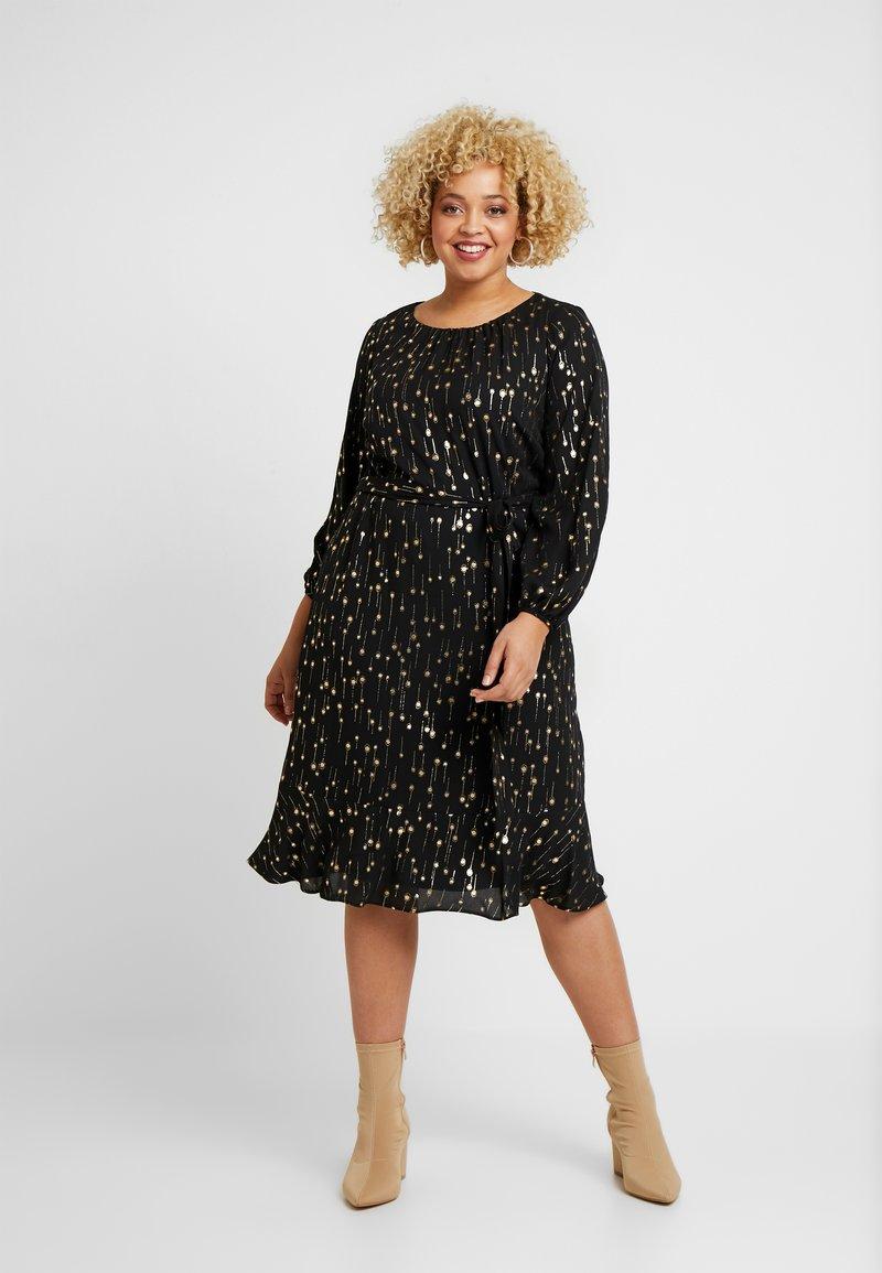 Evans - SPARKLE BOHO DRESS - Robe d'été - multi