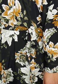 Evans - FLORAL A LINE DRESS - Skjortekjole - multi - 5